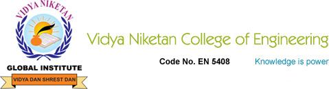 Vidya Niketan College of Engineering